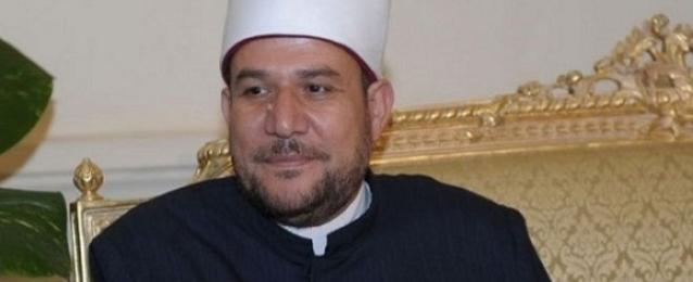 """وزير الاوقاف: دعوات خلع الحجاب """"وقود"""" للتطرف والإرهاب وخطر على الأمن القومي"""