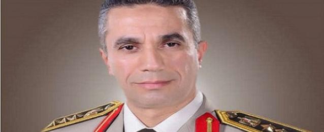 """المتحدث العسكري: أحد عناصر """"أنصار بيت المقدس"""" يستغفر الله على قتل الأبرياء"""