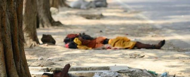 وفاة 1100 هندى بسبب ارتفاع درجة الحرارة