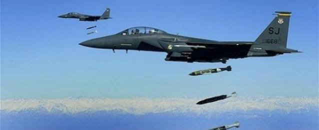 التحالف العربي يشن سلسلة غارات على مواقع للحوثيين في صعدة