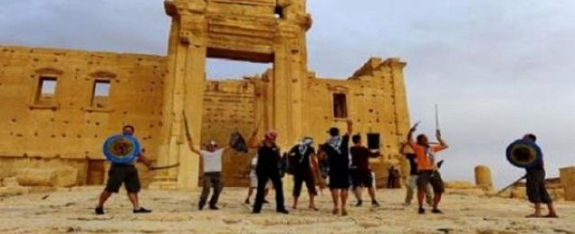 الجامعة العربية تدعو إلى التحرك السريع لإنقاذ آثار مدينة تدمر التاريخية