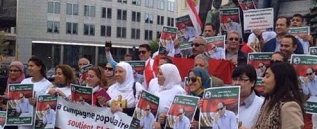 الجبهة الوطنية للمصريين بالخارج تحشد الجالية للتوجه لبرلين لدعم الرئيس السيسي خلال زيارته