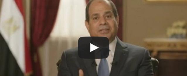 """بالفيديو : """" حديث..الرئيس  """"…شهر مايو"""