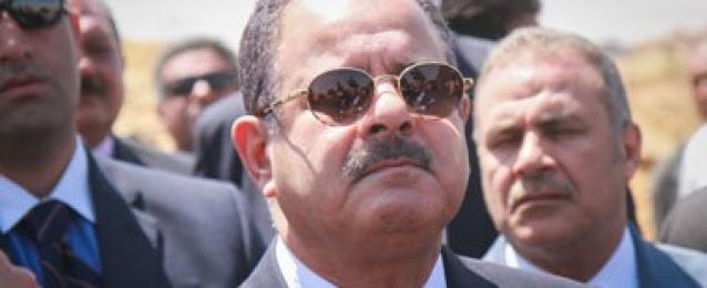 وزير الداخلية يتقدم جنازة العميد أحمد محمد وكيل إدارة البحث الجنائي بشمال سيناء