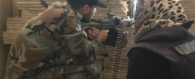 المرصد السوري: قتلى وجرحى في اشتباكات بين قوات النظام والمعارضة بدمشق
