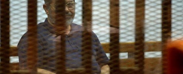 اليوم.. استكمال فض الأحراز في قضية التخابر مع قطر المتهم فيها مرسي و10 آخرين
