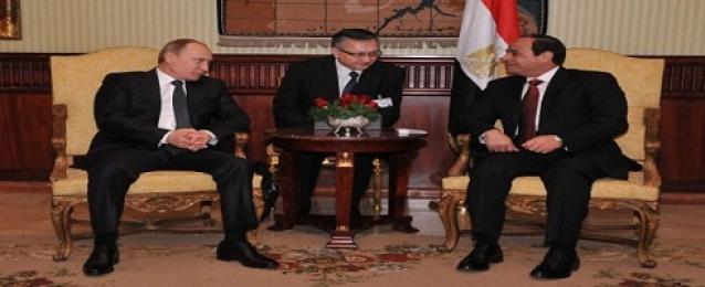 بعثة من 300 شركة روسية تزور مصر أواخر مايو