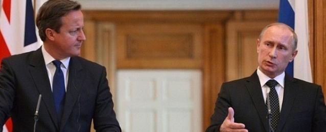 روسيا وبريطانيا تؤيدان إعادة مباحثات السلام بشأن سوريا