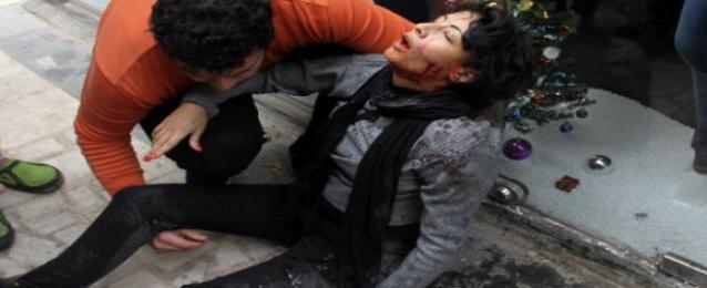 """""""جنايات القاهرة"""" تنظر اليوم محاكمة الضابط المتهم بقتل شيماء الصباغ"""