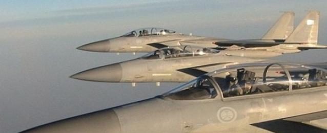 طائرات التحالف تقصف قواعد في العاصمة اليمنية
