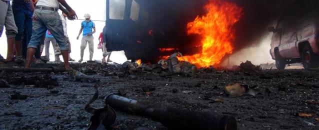 36 قتيلا في غارات على مقر القوات الخاصة في صنعاء باليمن