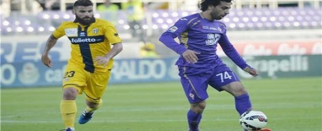 فيورنتينا يهزم بارما 3-0 بالدوري الإيطالي