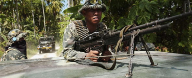 قائد القوات المسلحة: الفلبين تسعى لبناء قاعدة بحرية على الساحل الغربي