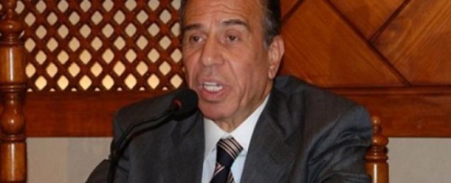 قنصل مصر بباريس: جثمان محافظ القاهرة الأسبق يصل غدا أرض الوطن