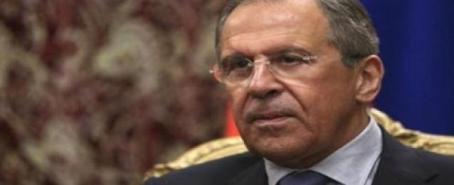 """لافروف: موسكو تندد ب""""أعمال إرهابية خطط لها"""" في مقدونيا"""