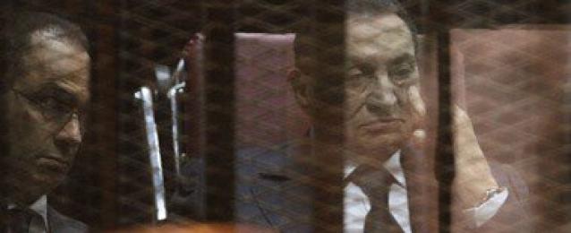 """قبول طعن النيابة على براءة مبارك في القضية المعروفة اعلاميا """"بقضية القرن """""""