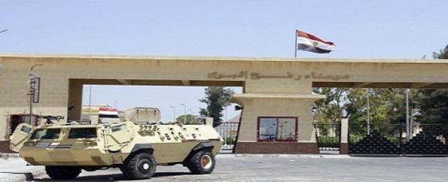 فتح معبر رفح يومين في اتجاه واحد فقط لعبور العالقين من الجانب المصري لقطاع غزة