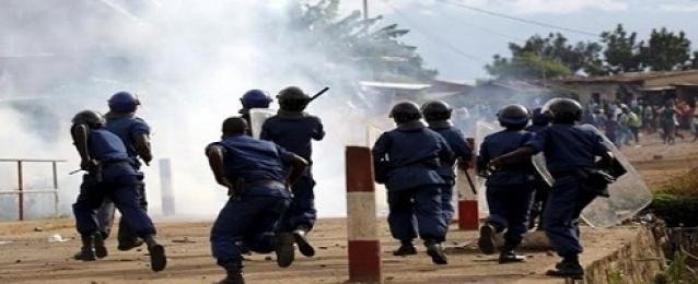مقتل شخص في بوروندي.. واتهامات للشرطة بإطلاق النار عليه