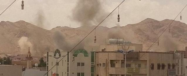 مقتل شخص وإصابة 4 آخرين اثر سقوط مقذوفات على نجران الحدودية