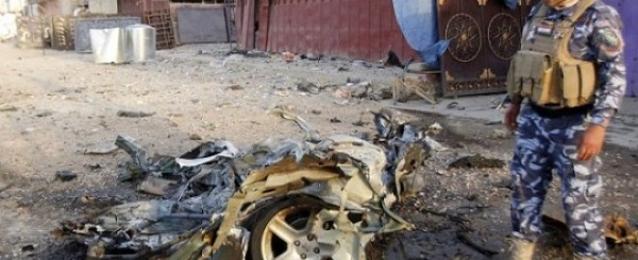 مقتل 10 أشخاص في انفجار سيارتين ملغومتين في بغداد