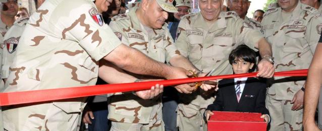 وزير الدفاع:دور القوات المسلحة يمتد للمشاركة في دعم مقومات التنمية