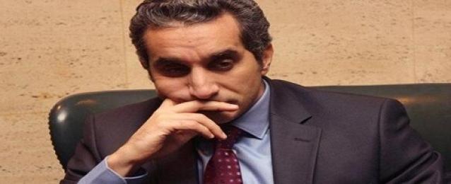 وفاة والد باسم يوسف في حادث سير