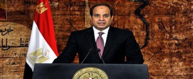 """""""الجبهة الوطنية للمصريين بالخارج"""" ترحب بزيارة الرئيس السيسى لألمانيا"""