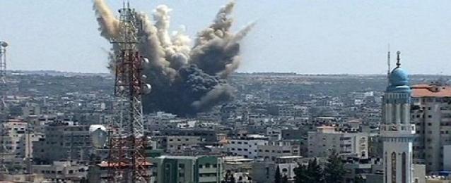 إسرائيل تشن غارة جوية على غزة