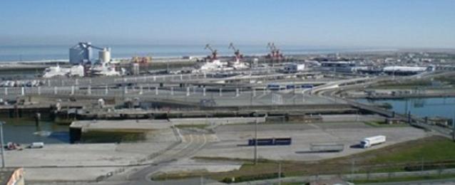 إغلاق ميناء كاليه الفرنسي بعد العثور على لغمين