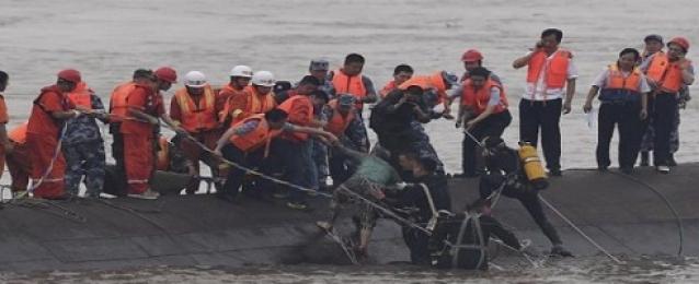 ارتفاع عدد ضحايا غرق السفينة الصينية إلى 331 قتيلا