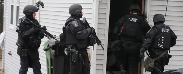 الشرطة الأميركية تقتل شابا متهما بالإرهاب