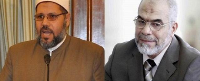 القبض على محمود غزلان وعبد الرحمن البر عقب الكشف عن مخطط إرهابى للإخوان