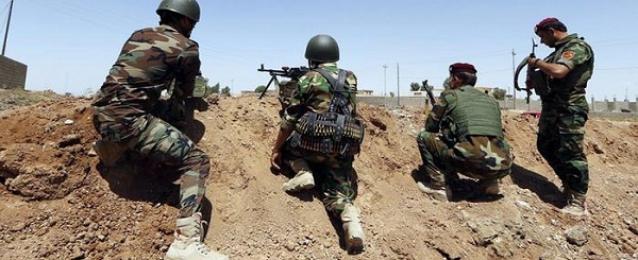 القوات العراقية تخلي جنديا محاصرا منذ 21 يوما بمدينة الرمادي