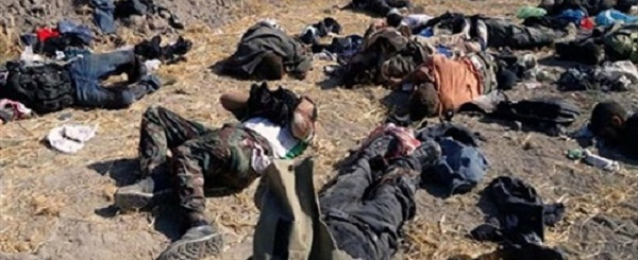"""القوات العراقية تقصف مواقع """"داعش"""" بالفلوجة..وتقتل 8 إرهابيين بـ""""ناظم التقسيم"""""""