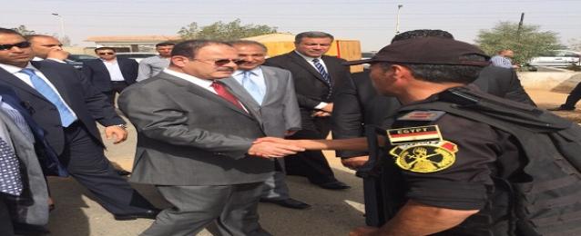 بالصور.. وزير الداخلية يتفقد الإستعدادات الأمنية بشرم الشيخ