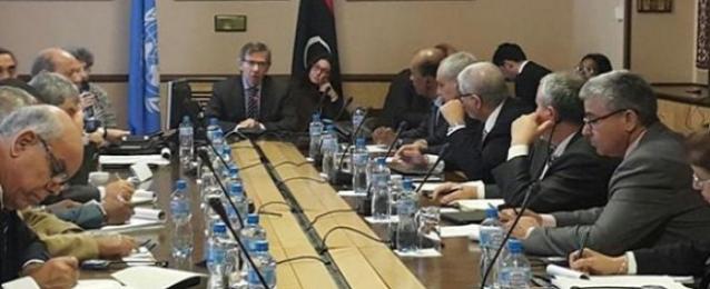 بدء أعمال الجولة الثالثة للحوار الليبى فى الجزائر