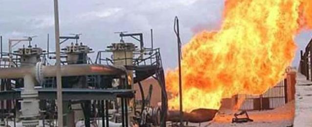 """المرصد"": داعش يُفجّر خطاً للغاز في سوريا"