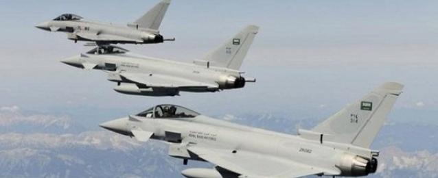 طائرات التحالف تقصف مقر القيادة العامة للقوات المسلحة اليمنية للمرة الأولى