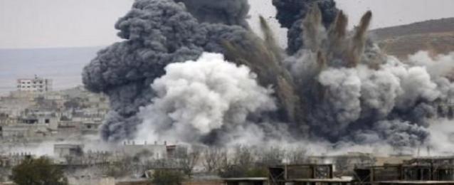 إصابة مدنيين جراء قصف جوي بالمدخل الغربي لمدينة درنة الليبية
