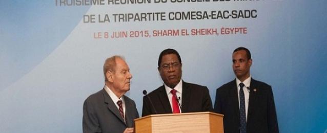 مؤتمر التكتلات الاقتصادية الإفريقية يستأنف أعماله بشرم الشيخ