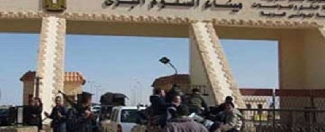 مدير أمن مطروح: وصول 434 مصريا عبر منفذ السلوم أمس بينهم 148 متسللا
