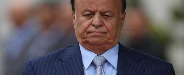 هادي: اجتماع جنيف لتنفيذ القرار 2216 وليس للمصالحة مع الحوثيين