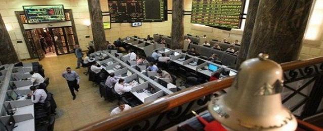 بورصة مصر تبدد مكاسبها المبكرة وتتحول للأحمر على ايدي المحليين والعرب