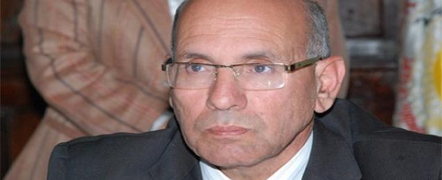 محلب يقبل استقالة وزير الزراعة