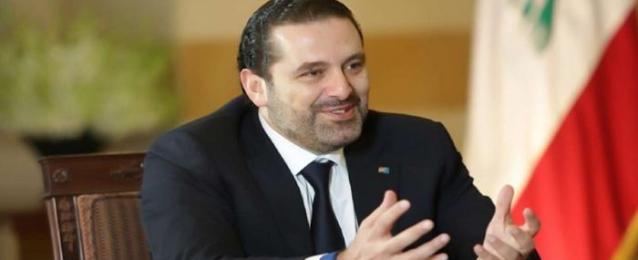 الحريري: هناك تنازلات من جميع الأطراف ونأمل في تشكيل الحكومة قريبا