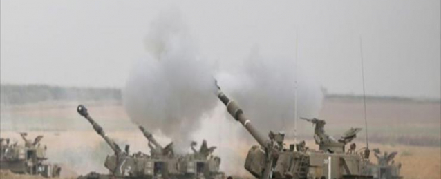 مدفعية الاحتلال الإسرائيلي تقصف شرق قطاع غزة
