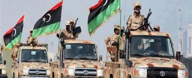 الجيش الليبي يستعد لشن هجومه الأخير لتحرير وسط طرابلس