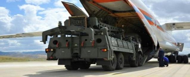 استمرار عملية تسلّم منظومة صواريخ إس-400 الروسية إلى تركيا