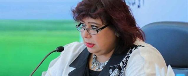 وزيرة الثقافة تبحث مع رؤساء القطاعات أجندة 2020