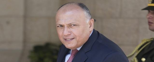 شكرى يلتقى اليوم وزير خارجية الجبل الأسود ورئيس لجنة الشئون الخارجية بالبوندستاج